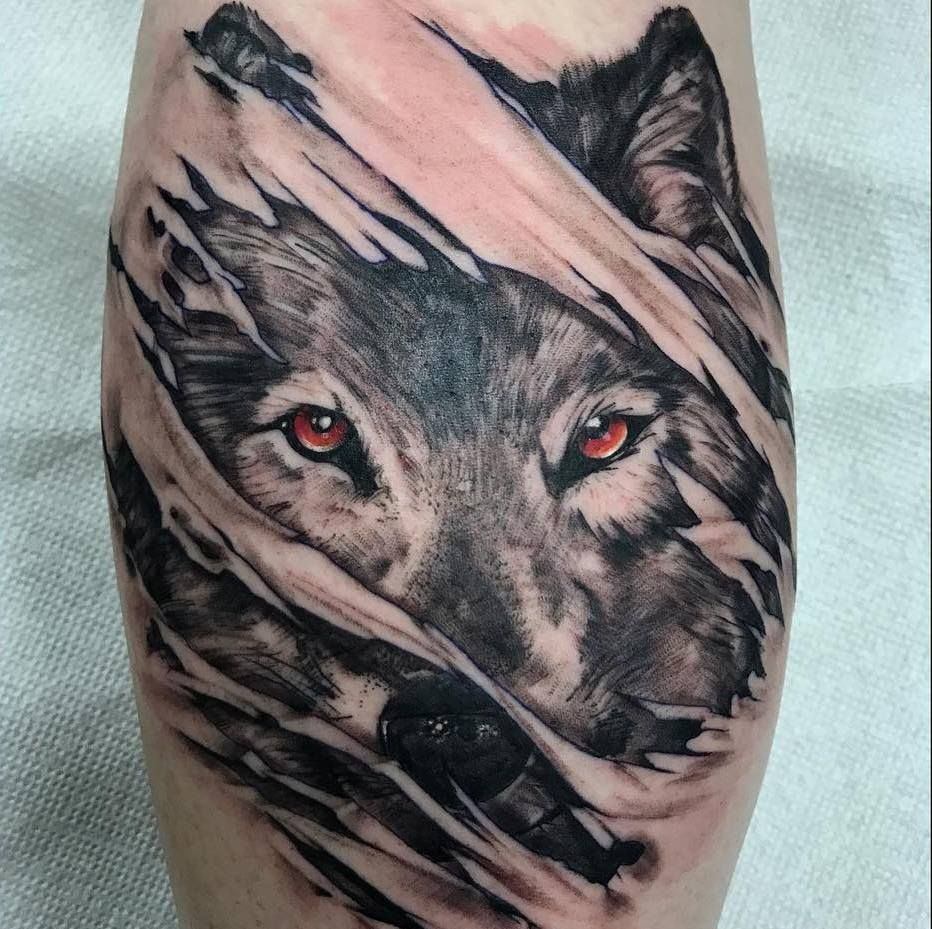 awesome 85 meaningful wolf tattoo ideas best way to define your personality and attitude check. Black Bedroom Furniture Sets. Home Design Ideas