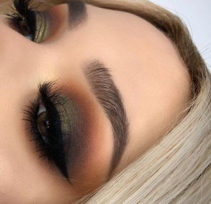 Best Nails Brown Green Eye Makeup Ideas