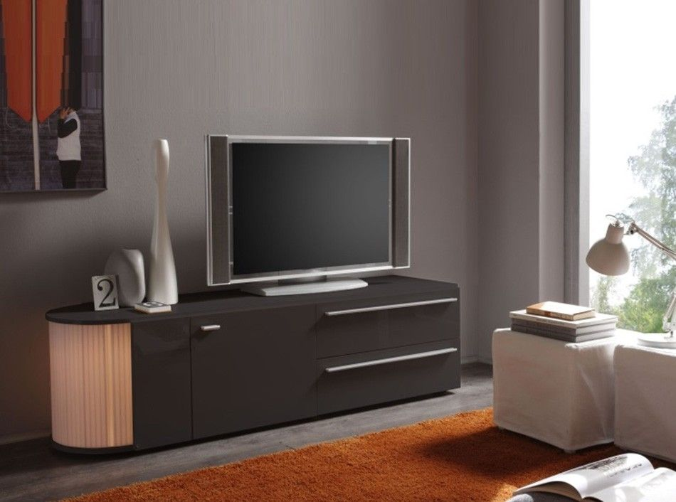 Italian tv stand rondo medium by lc mobili lc for Center mobili outlet
