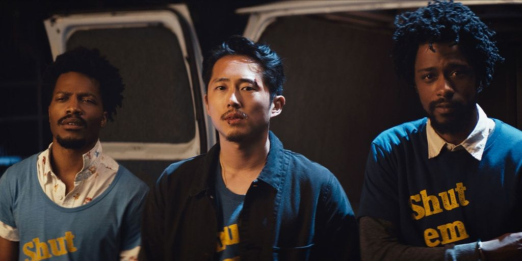 You Say You Want A Revolution The Anti Capitalist Film Sorry To Bother You Shows The Way Indie Films Annapurna Pictures Asian American