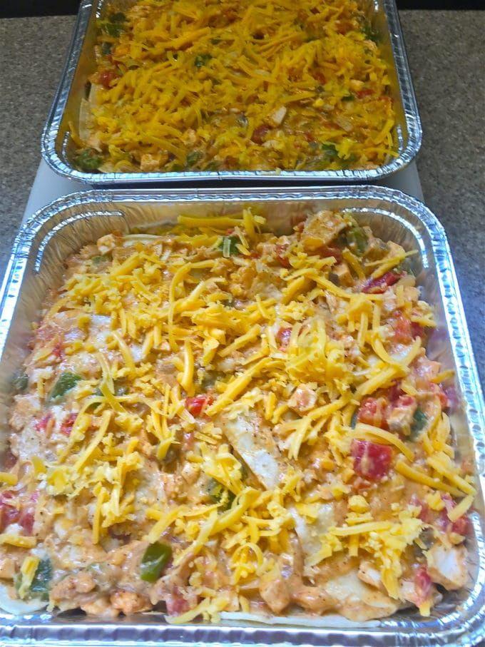 Classic King Ranch Chicken Casserole Recipe Good Food