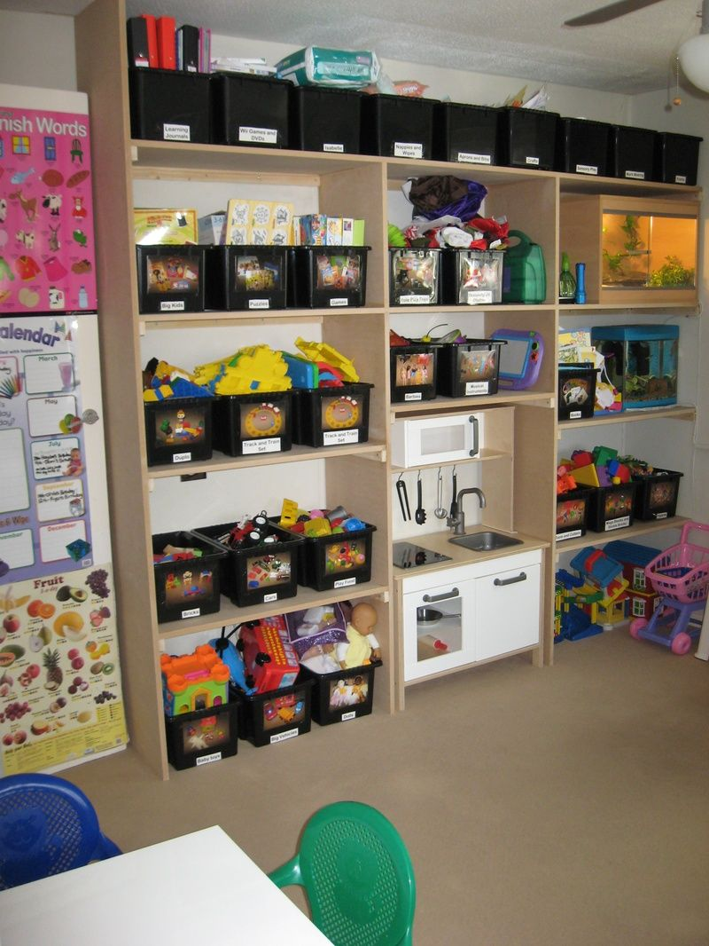 A Day In The Life Of A Dayhome Mom Great Site For Ideas And Play - Home daycare design ideas
