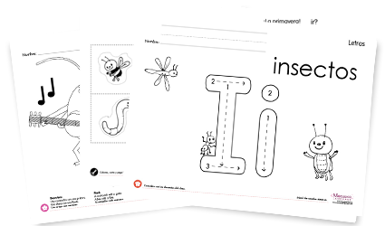 Insects: Lessons in Spanish Learn Spanish with friendly