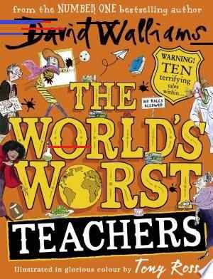 When is david walliams next book out