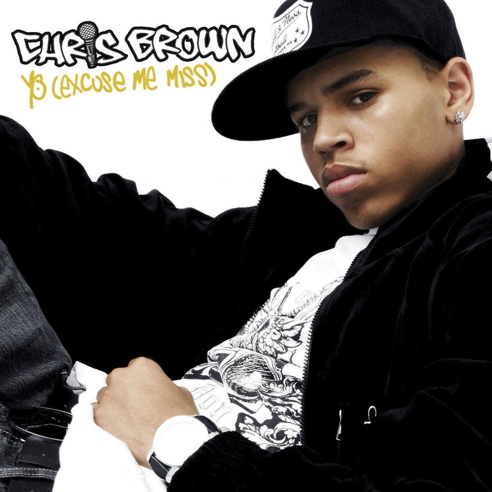 Chris Brown – Yo (Excuse Me Miss) (single cover art)