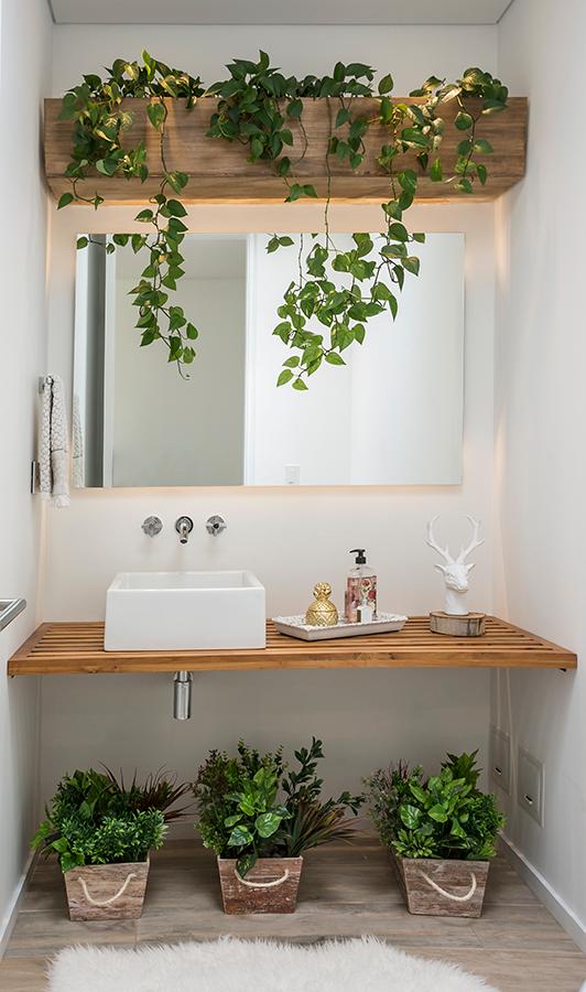 15+ Plantas para decorar banos pequenos ideas