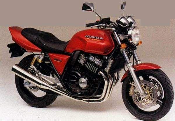 cb 400 super four, 1996-1997 | honda | pinterest | honda, honda cb
