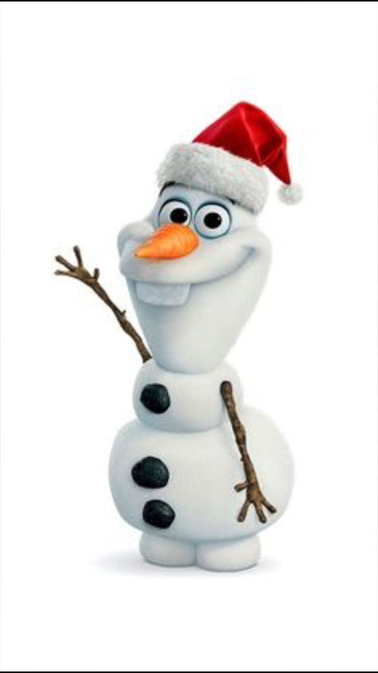 Olaf Christmas wallpaper | I love Christmas | Pinterest | Disney ...