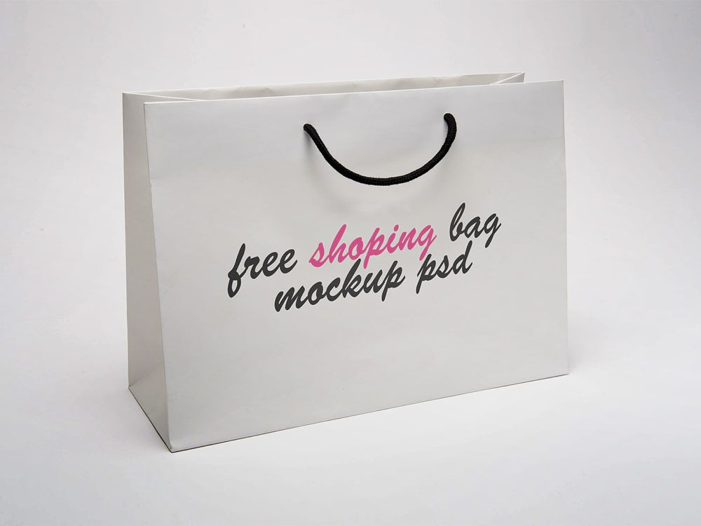 Download Paper Shopping Bag Mock Up Free Mockup Business Card Mock Up Bag Mockup Free Mockup