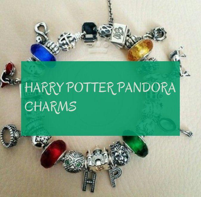 harry potter pandora charms