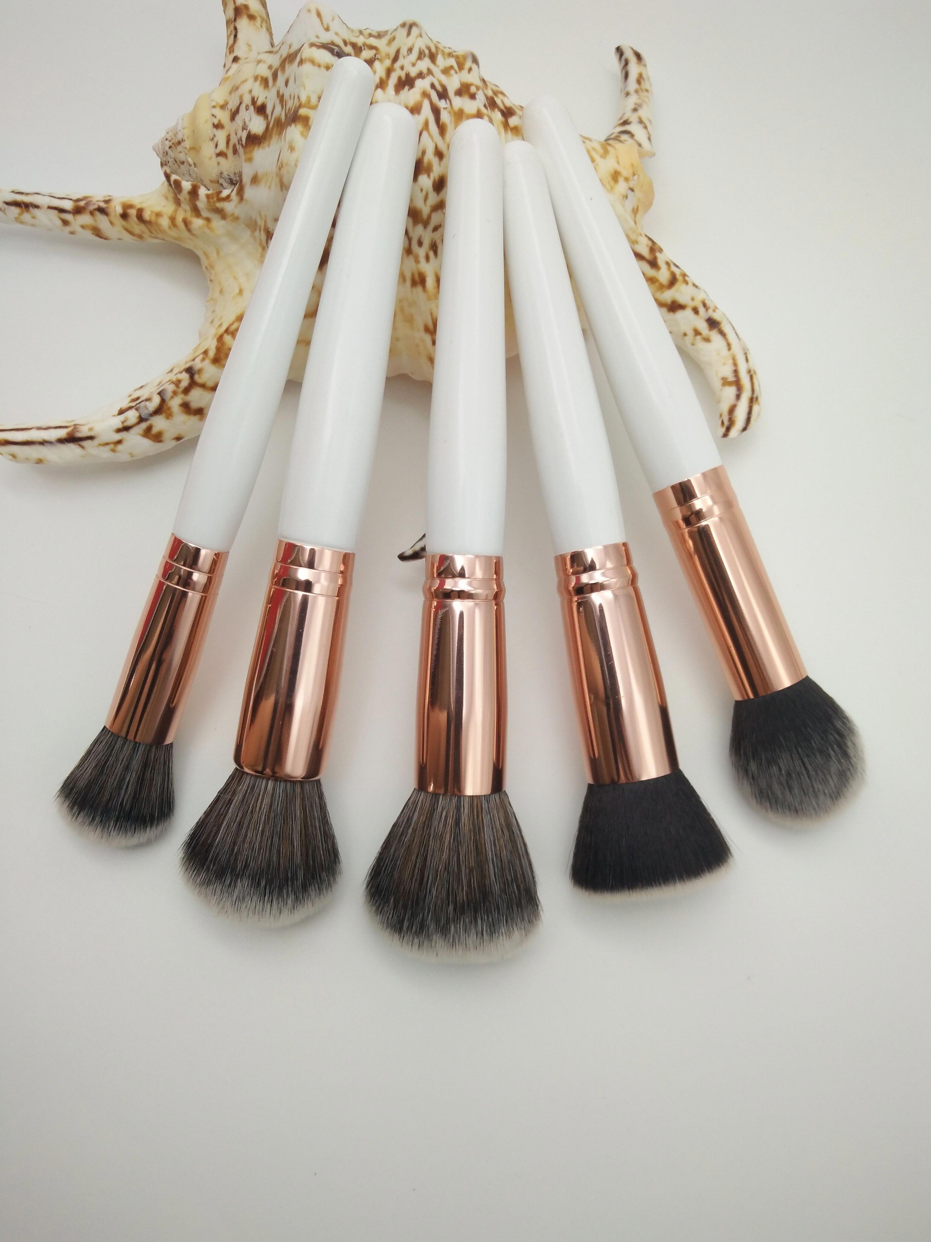 8c0e165f Customized facial makeup brushes set wholesale~ inquiry: muafan@aliyun.com  Whatspp/wechat: 86 13424200883 #makeupbrushes #brushes #cosmeticbrushes # beauty # ...