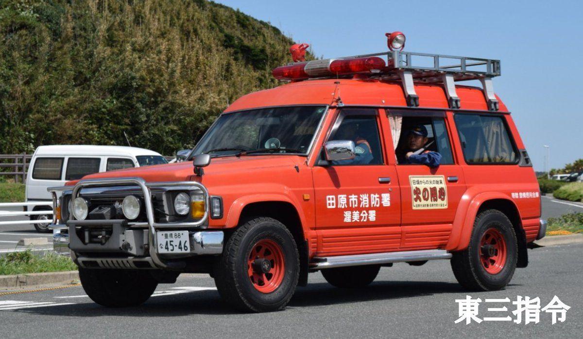 Pin on Japanese Emergency Vehicles