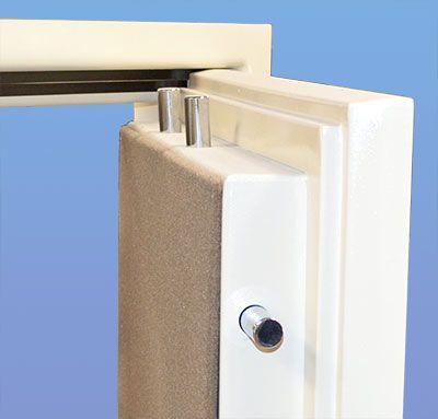 Vault Pro S Elite Series Vault Door Showing Step System