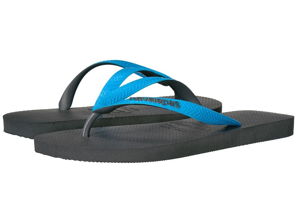 dda1c6f37 HAVAIANAS HAVAIANAS - TOP MIX FLIP FLOPS (GREY TURQUOISE) MEN S SANDALS.   havaianas  shoes