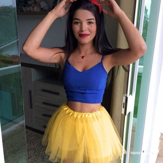 60 Hottest College Halloween Costumes - Inspired B