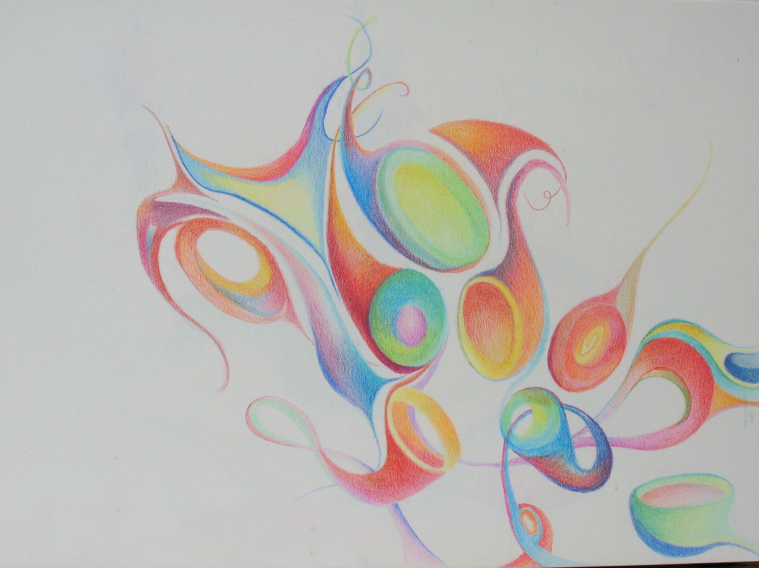 Welp Afbeeldingsresultaat voor tekenen met kleurpotloden YW-26
