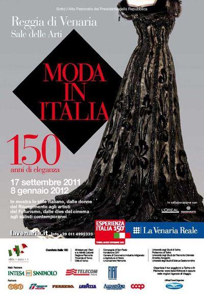 quality design 1c661 2fca6 the detaing is cool Moda in Italia 150 Anni di Eleganza ...