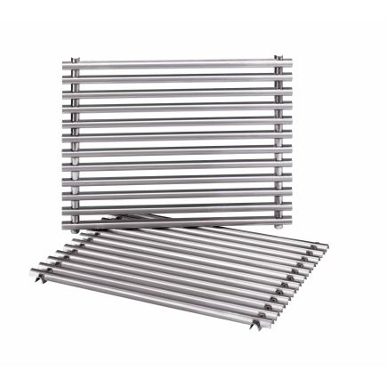 Weber Stainless Steel Cooking Grates 7521 Ace Hardware Gas Grill Backyard Grilling Gas Grill Reviews