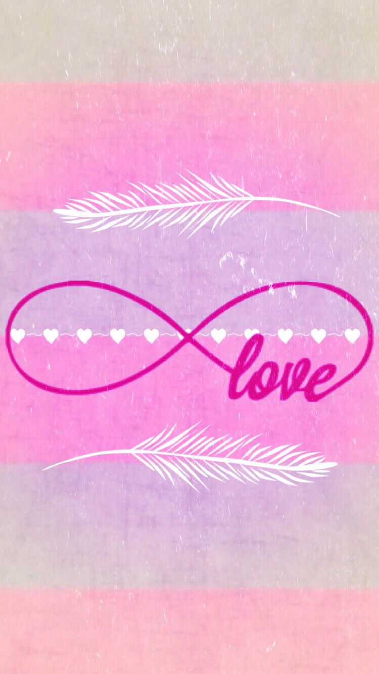 Cute Wallpapers Amor Infinito