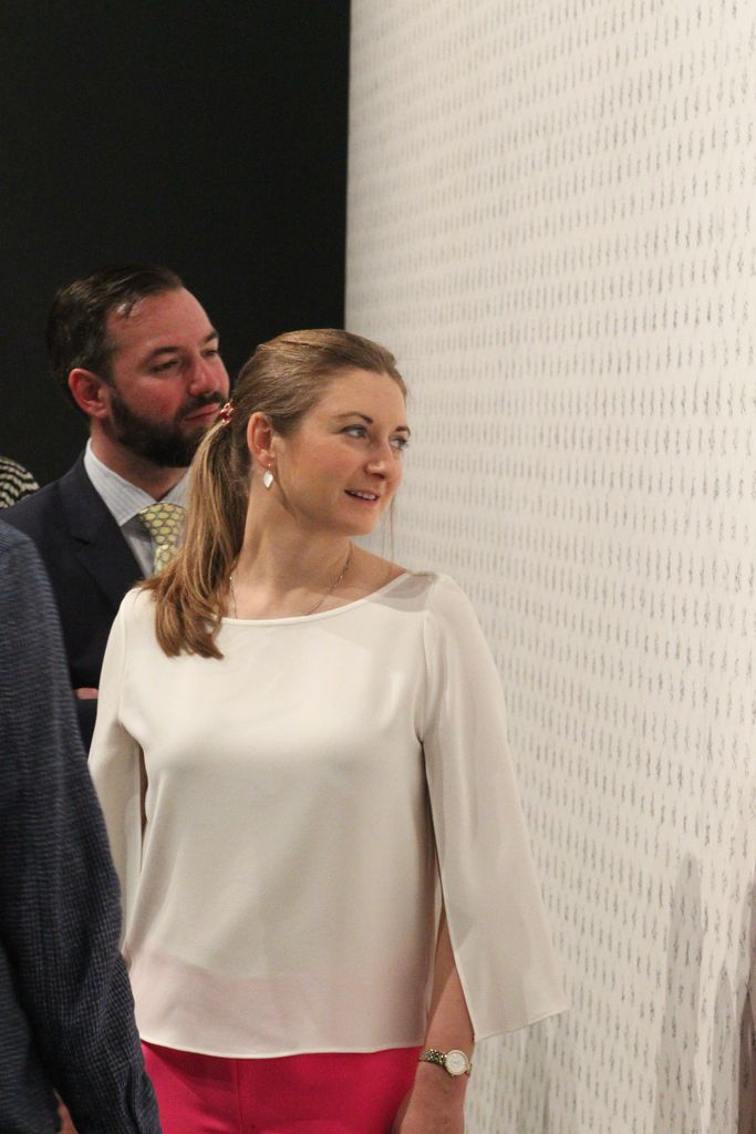 13 May 2017 - Guillaume and Stephanie visit 57th Venice Biennial