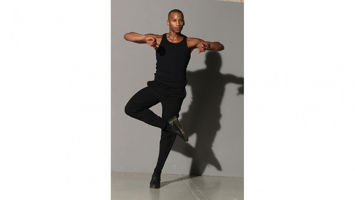 Eric Underwood: Why dance is for dudes | The Week Portfolio