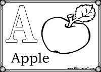 740 Kidsunder7 Alphabet Coloring Pages For Free