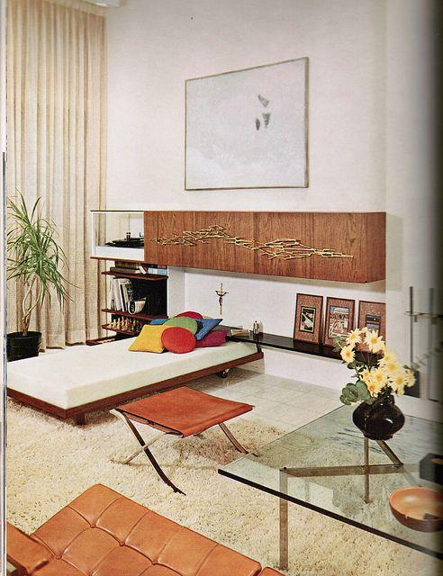 Mid Century Modern Interiors 1945 73 Contemporary Interior Design Interior Vintage Interior Design