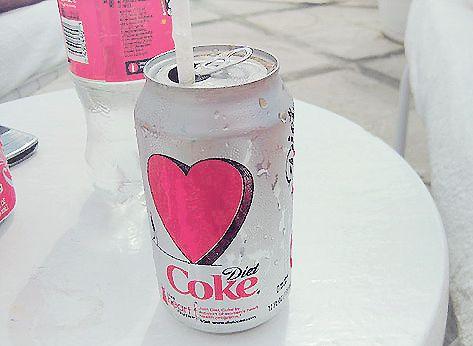 cute diet coke