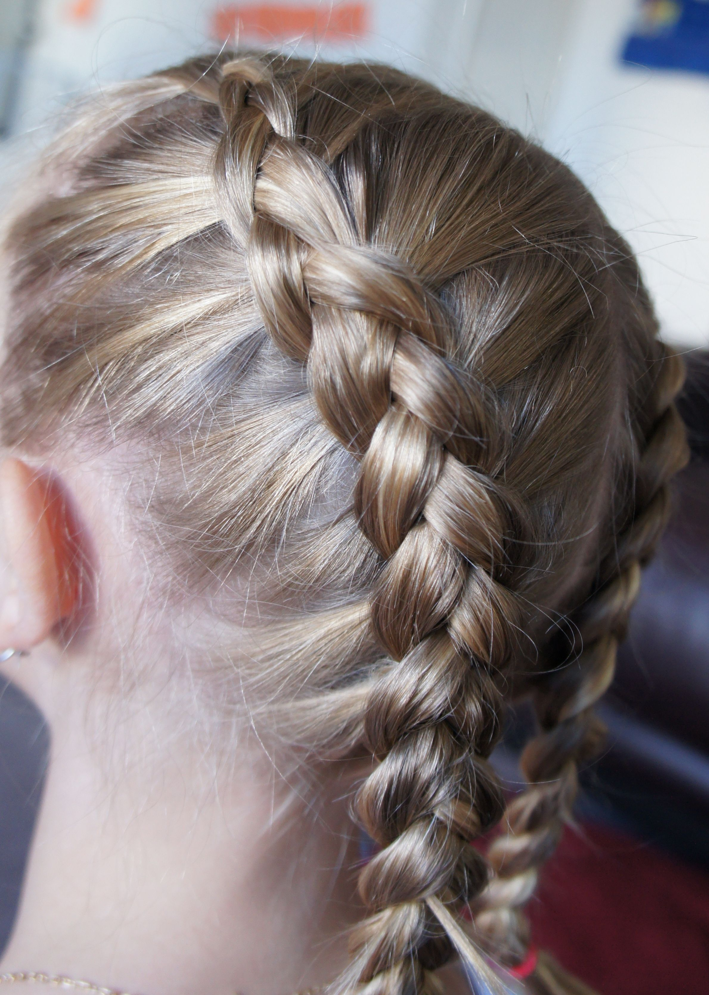 French Braid · Inside Out