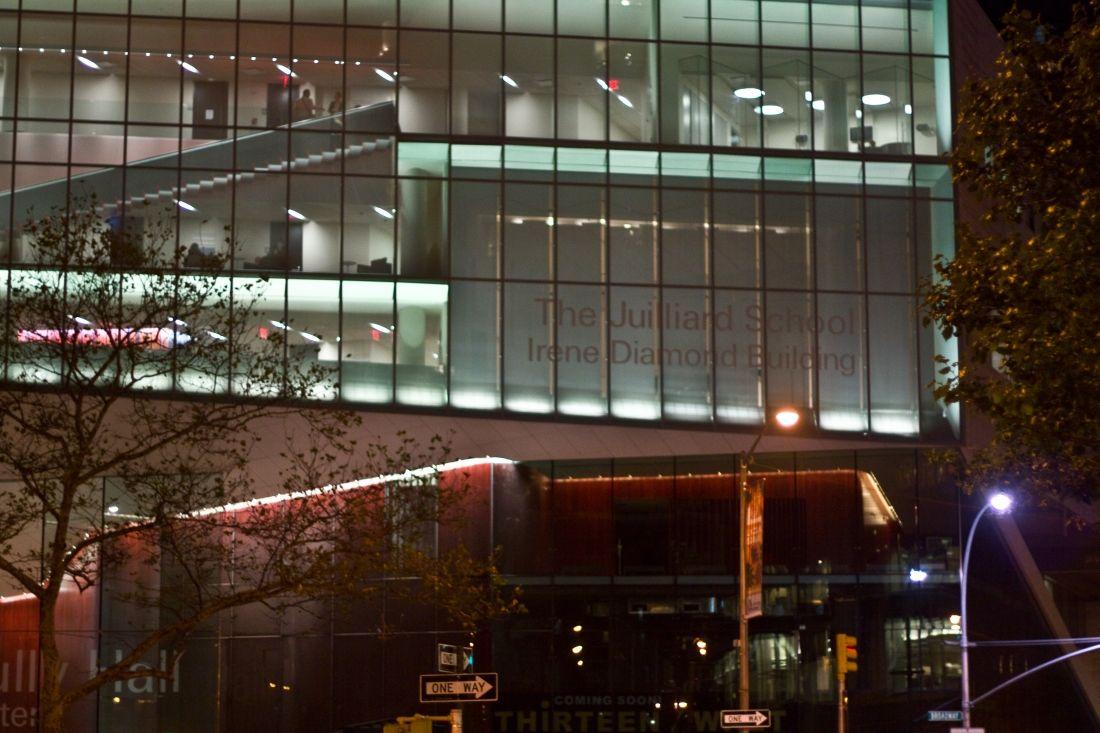 Juilliard School NYC