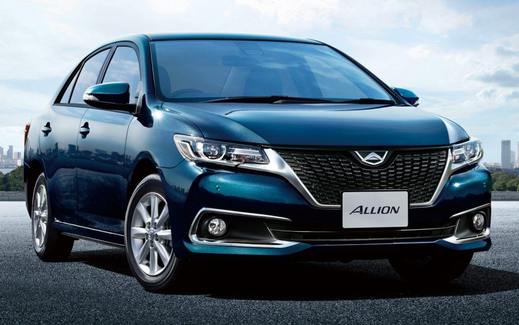 2019 Toyota Allion Review, Design, Engine, Release Date