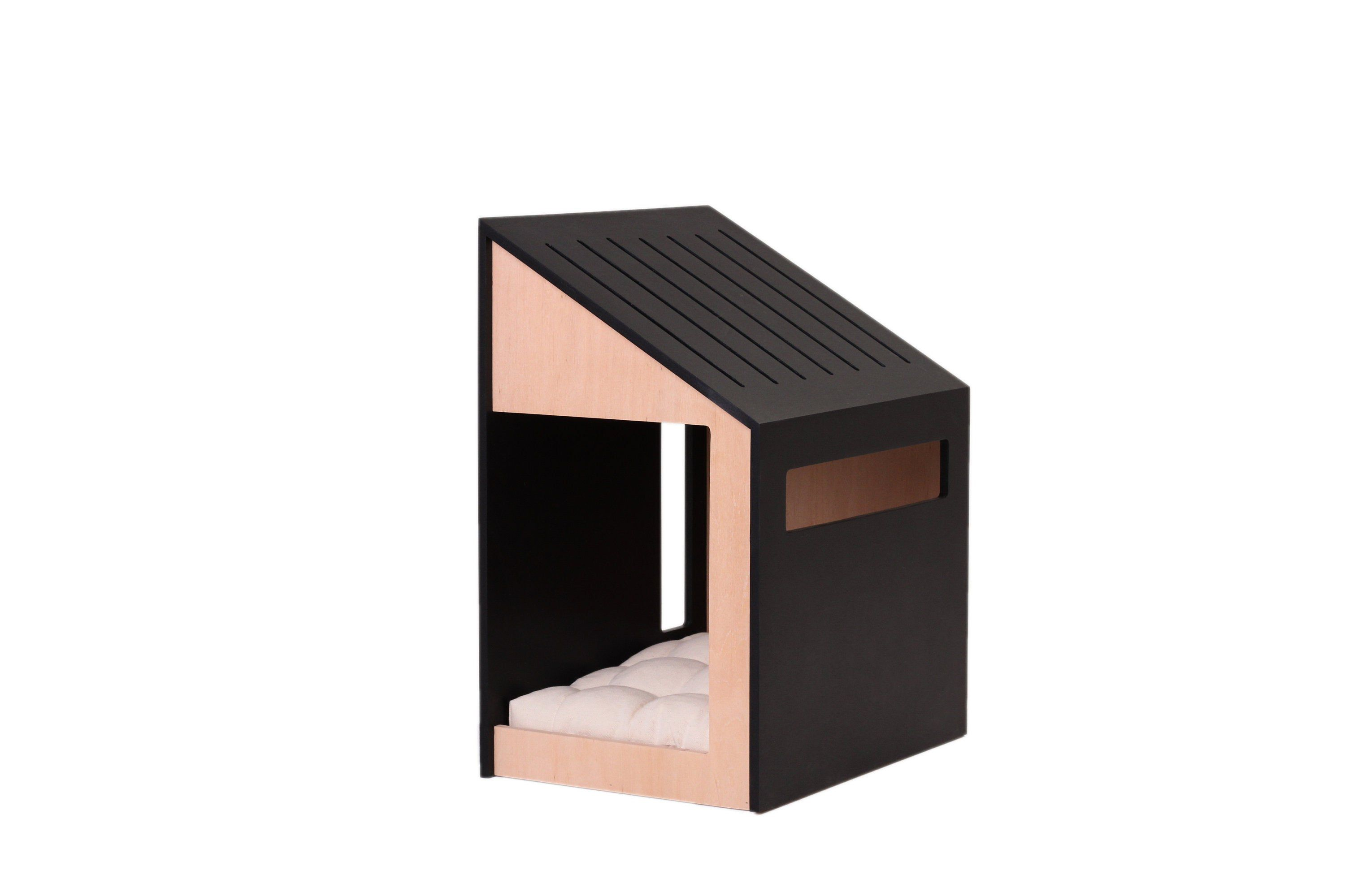 Modern Dog And Cat House Dog Bed Cat Bed Wooden Pet Etsy In 2021 Dog Houses Modern Dog Animal House