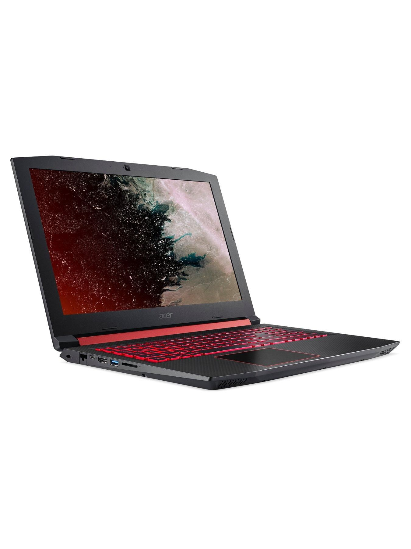 Acer Nitro 5 An515 52 Intel Core I7h Geforce Gtx 1050 Graphics