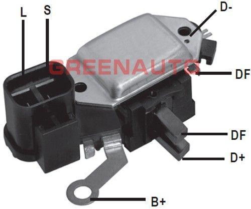 14v New Alternator Voltage Regulator 2352818g01 For Nissan For Ford Mitsubishi For Alternator Oem Lr140 415b Lr150 425 Alternator Voltage Regulator Mitsubishi