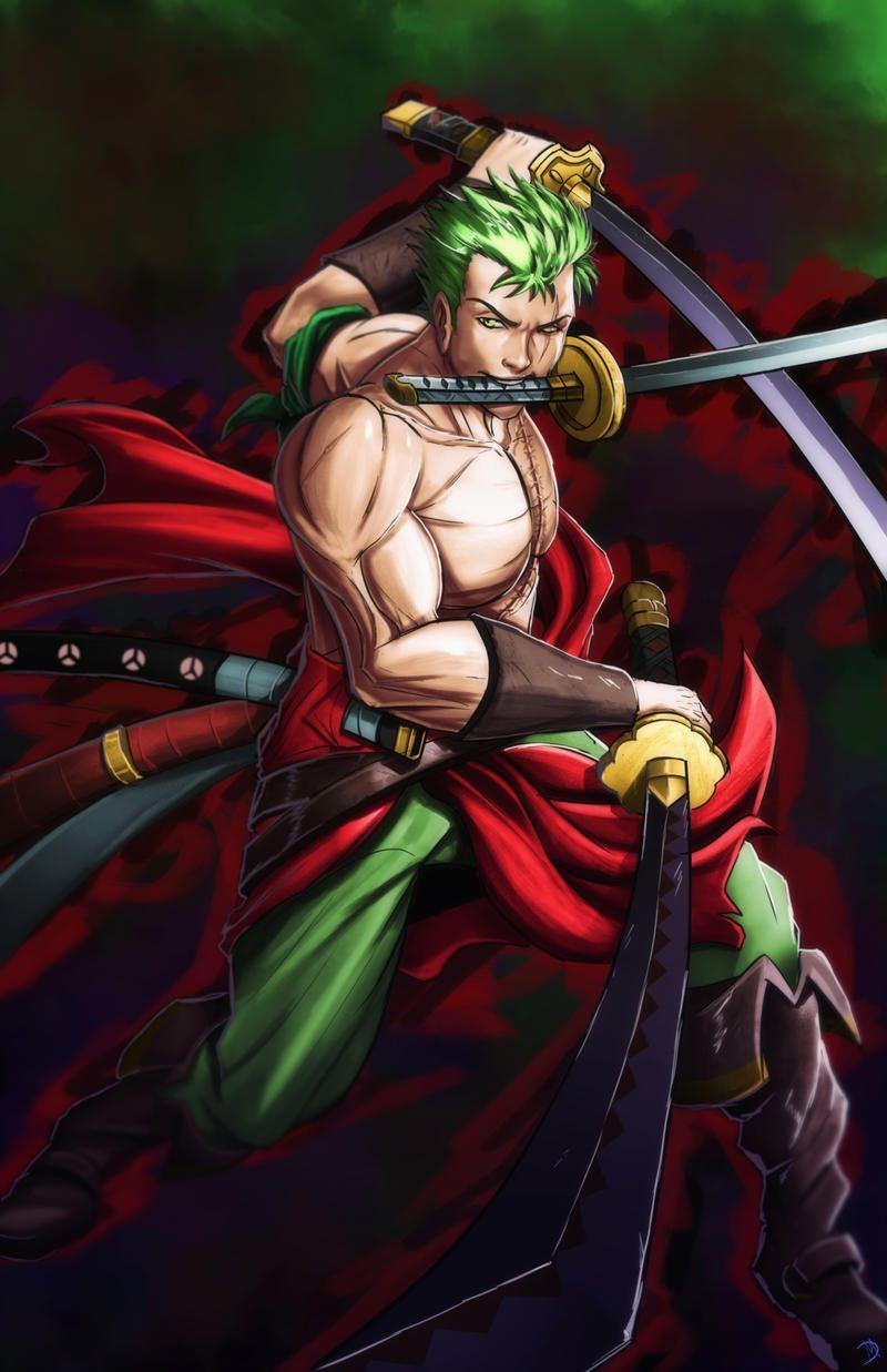 Gambar Pahlawan Zoro