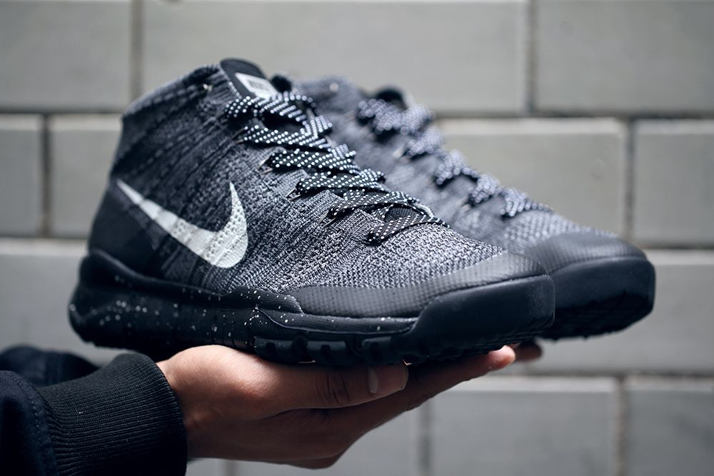 size 40 79b6a 23884 Nike Flyknit Trainer Chukka SFB   Now Available   Footpatrol   Sneaker    Pinterest   Nike flyknit trainer