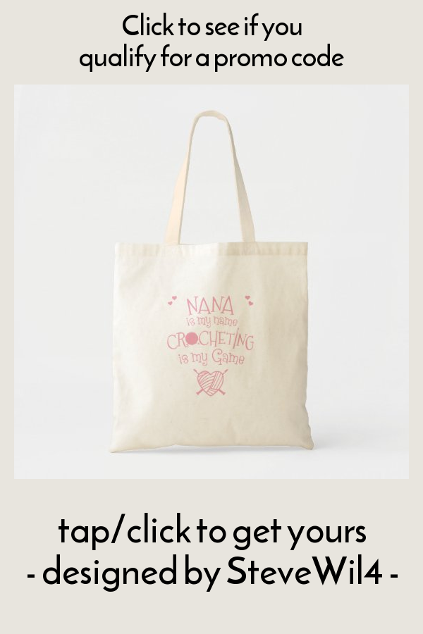 Nana Is My Name Crocheting Is My Game T-Shirt Tote Bag #nana #name #crocheting #game #tshirt #ToteBag #crochet #crocheting #crocheter #crochetaccessories #crochetgifts #giftideas