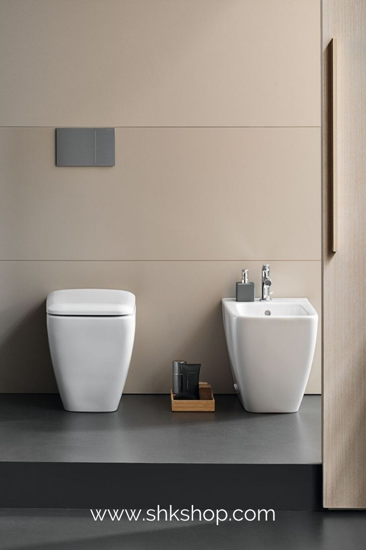 Geberit Icon Square Stand Wc Tiefsp Ler Wandb Ndig 211910 6l Sp Lrandlos Geschlossene Form In 2020 Badezimmer Inspiration Badezimmer Trends Stand Wc
