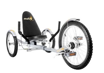 Triton Pro Recumbent Bike