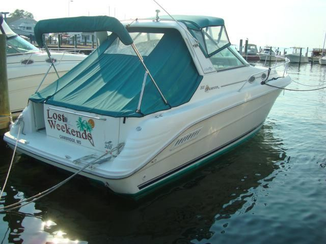 1996 Sea Ray 300 Sundancer Clarks Landing - Annapolis Area ...