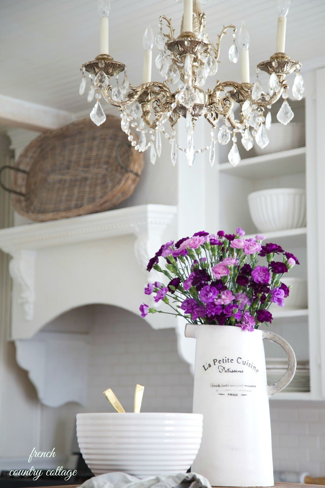 Bästa Bilder Om Home Decor På Pinterest Fransk Lantlig Stuga - French country cottage blog