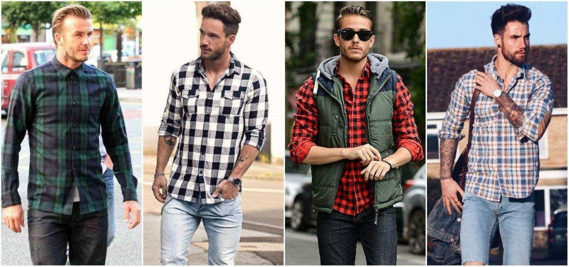 The Idle Man | Mens flannel shirt, Mens shirts, How to wear