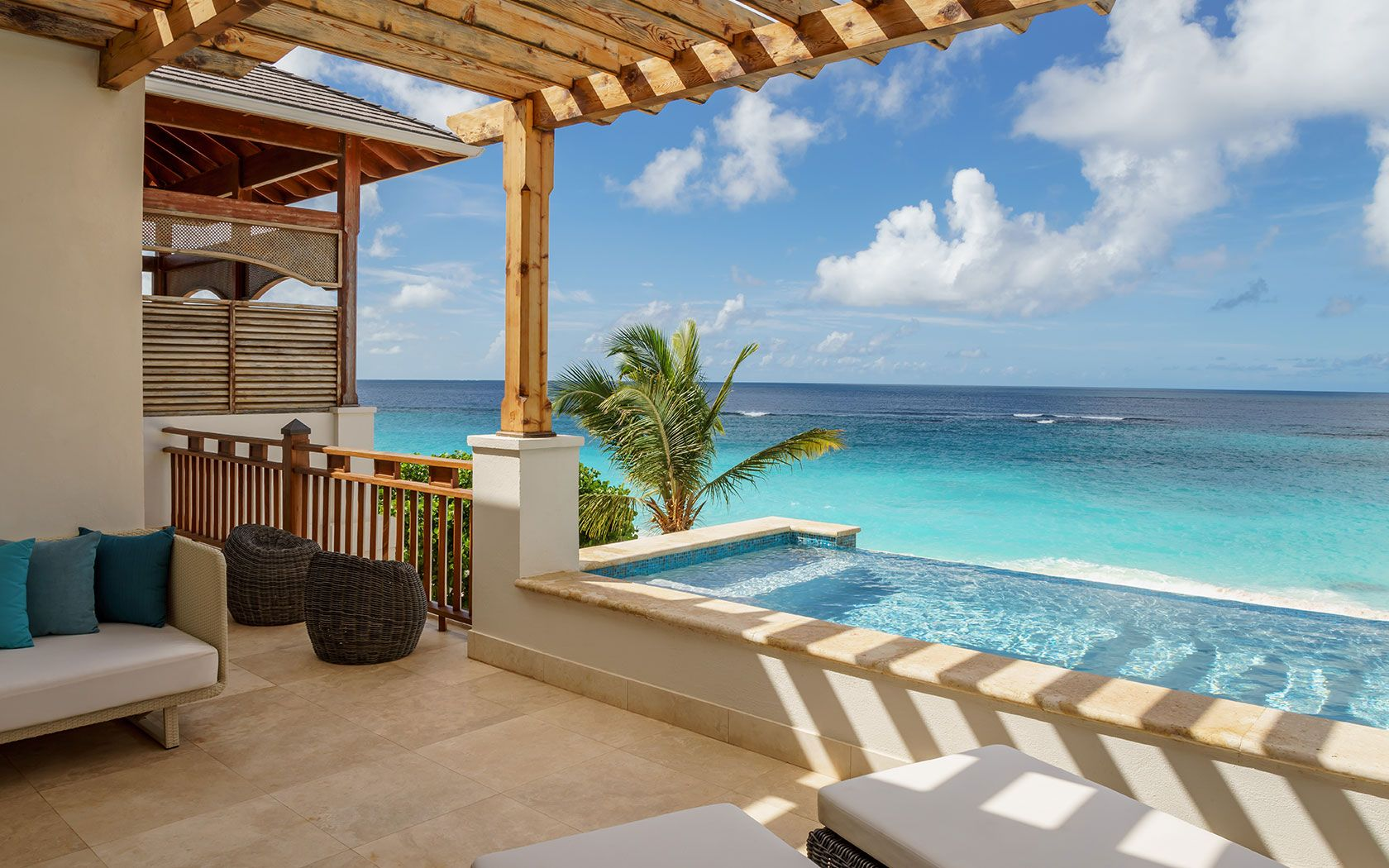 Beachfront Suite With Two Bedrooms At Zumi Beach Resort Anguilla