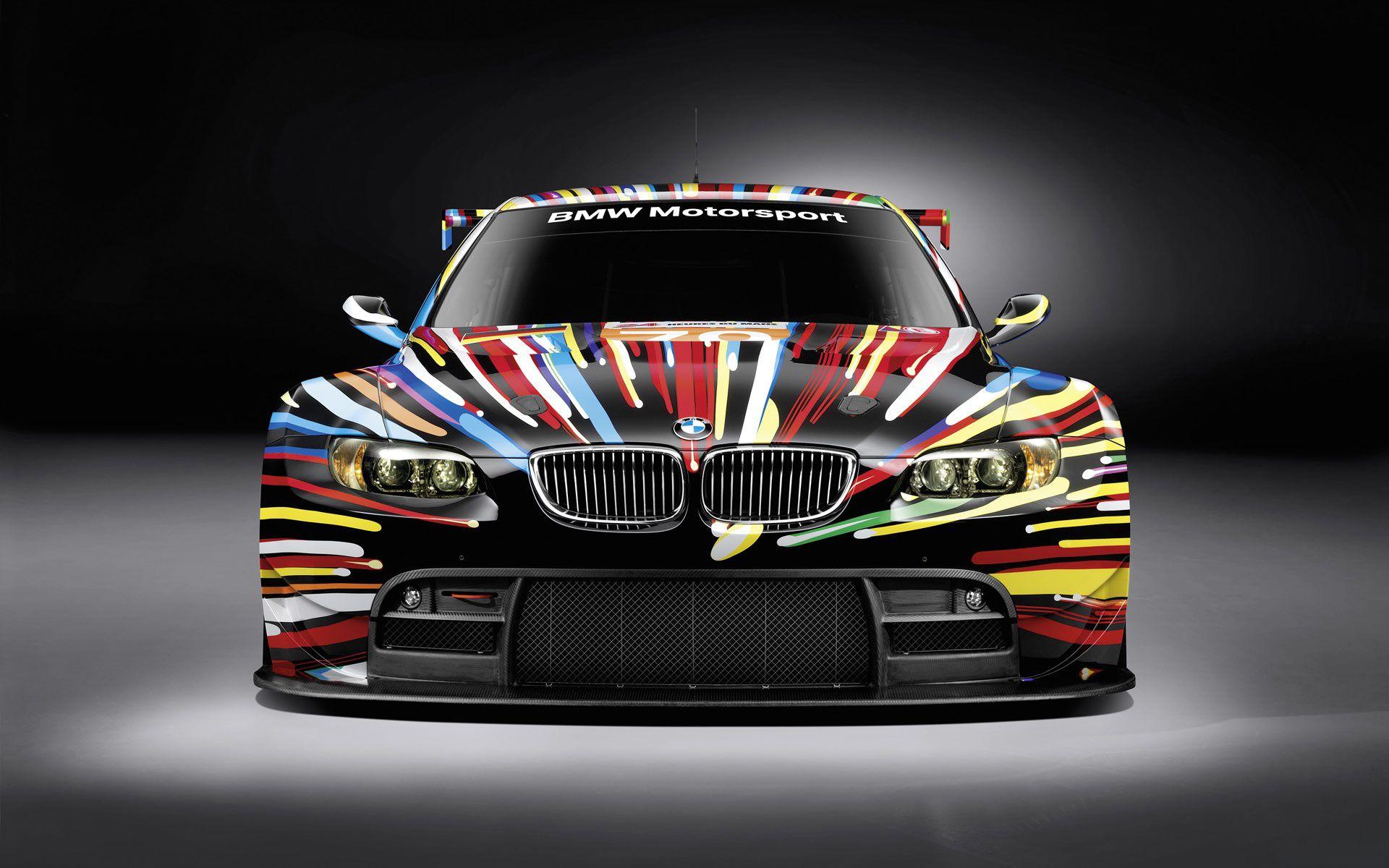 Bnw Car Art Bmw Museum Jeff Koons Bmw Art