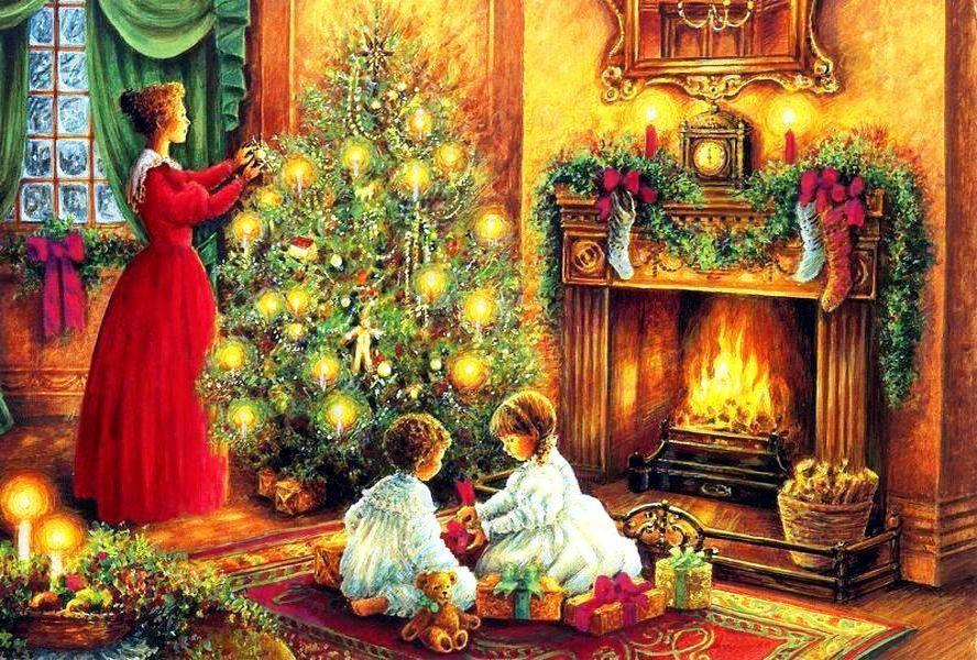 Pin by Viktoria Gruzd on Новый год и люди и (Рождество). | Pinterest ...