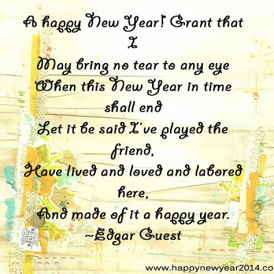 New year Quotes 2014 | Happy New Year | Pinterest | Thoughts ...