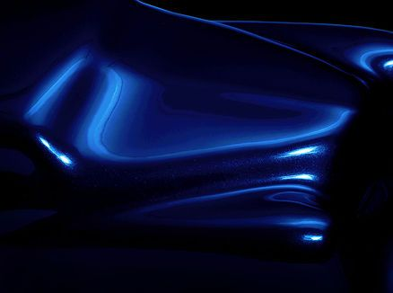 Custom Car Paint Super Blue With Ppg Products With Images