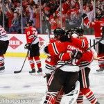 Blackhawks fight for their lives and stay alive! Game 5 photos & recap [Story]: http://bit.ly/1hAS9zA