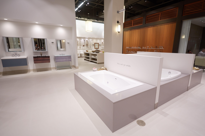 Bathroom Vignette At Pirch Dallas Bathroom Bath Showroom Bathroom Bath
