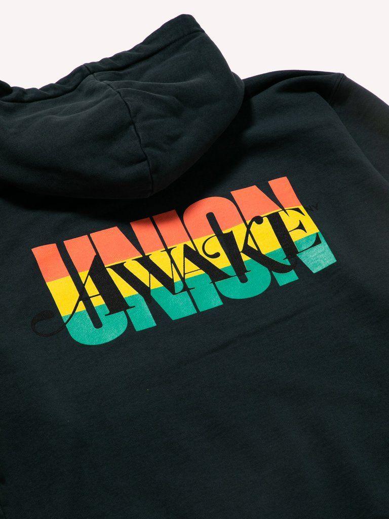 Buy Union Los Angeles U Wake Hoodie Online At Union Los Angeles Hoodies Streetwear Brands Sweatshirts